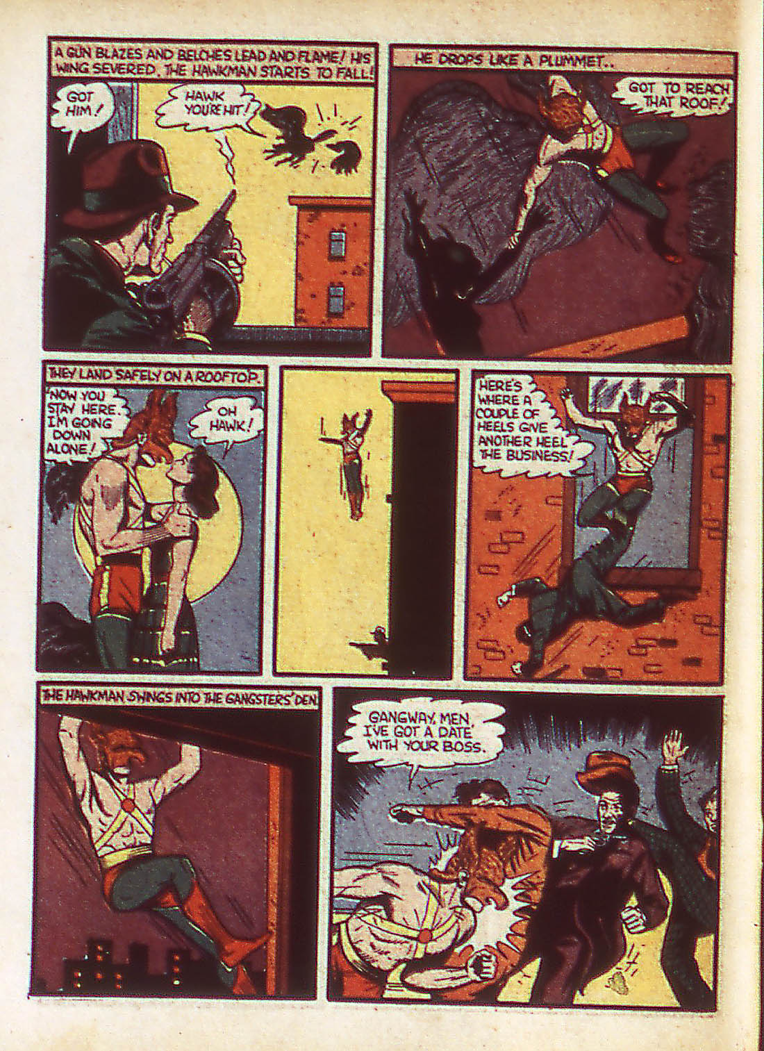 Flash Comics issue 22 - Page 64