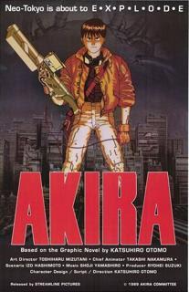 Akira en Español Latino