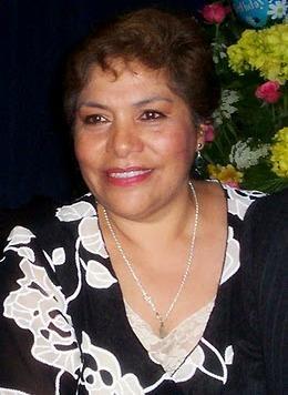 Foto de Luz Salgado regalando su sonrisa