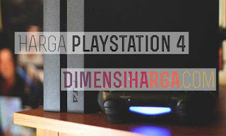 Harga Playstation 4