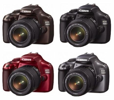 Daftar Harga Kamera Canon DSLR Terbaru 2017