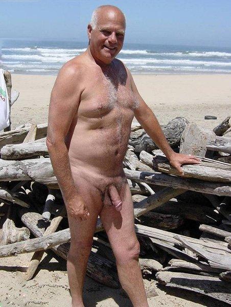 Nude Old Men Photos 69