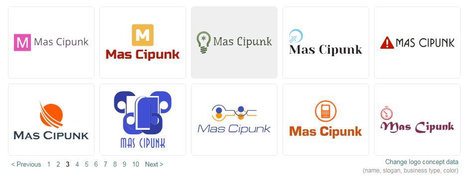 Daftar Situs Untuk Membuat Design Logo Secara Online Gratis