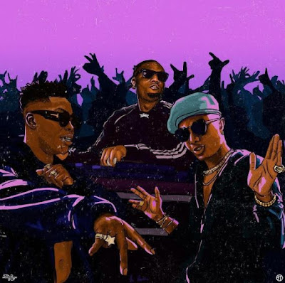 Audio: DJ Tunez ft. Wizkid & Reekado Banks – Turn Up