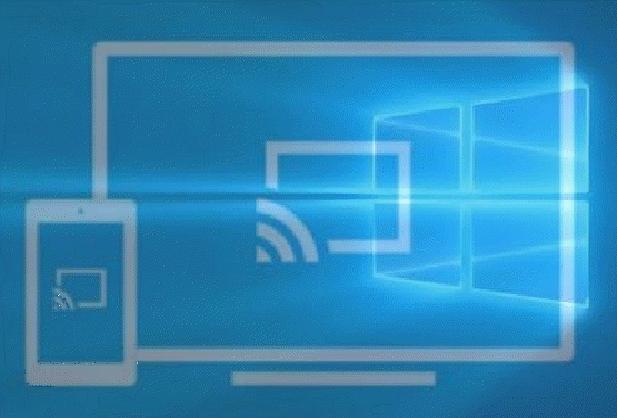 عرض شاشة هاتفك على الكمبيوتر بدون برامج ( ويندوز 10 )