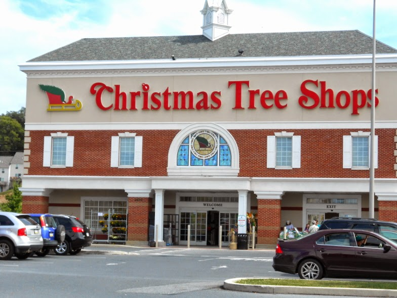 The Christmas Tree Shops