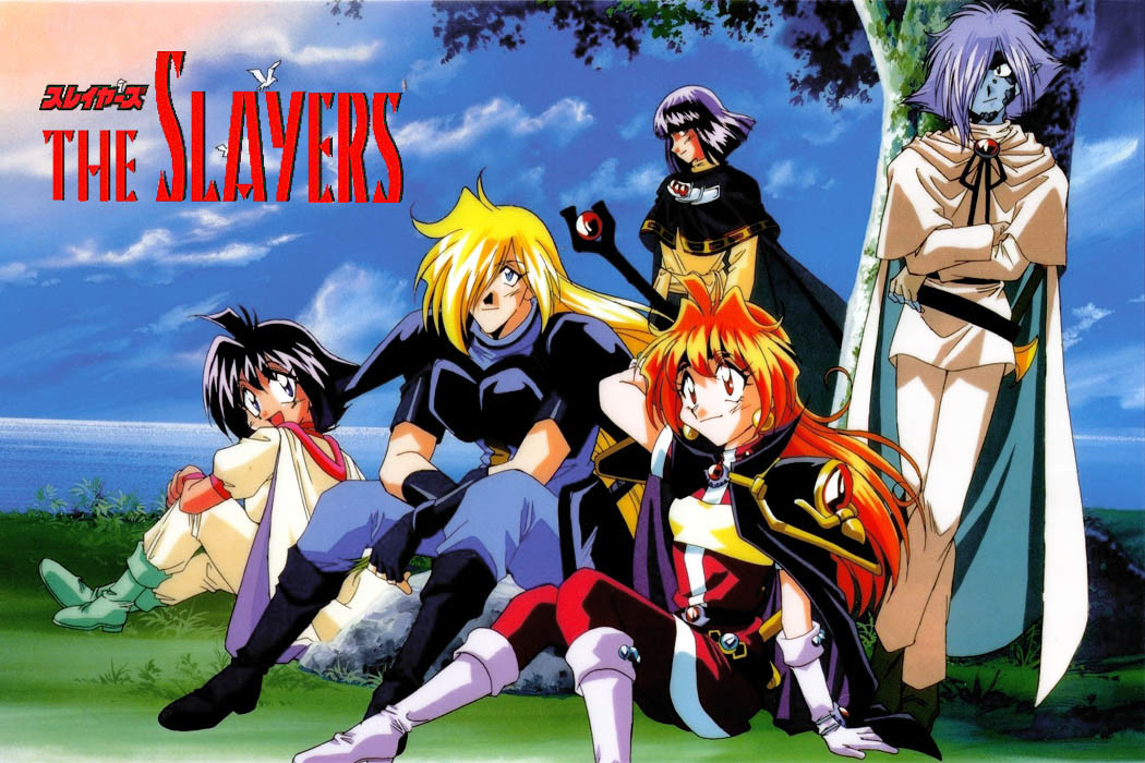 Slayers (Los Justicieros) [5 temporadas] [Latino] [Mp4]  Mega