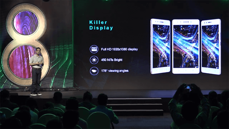 Lenovo Announces K8 Note With Deca Core Chip And Dual Cam