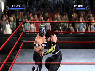 WWE SmackDown Vs Raw 2009 Game Free Download For PC Full Version