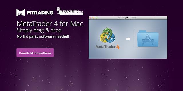Phần mềm giao dịch mt4 cho window | Mtrading | Ducbinh.top
