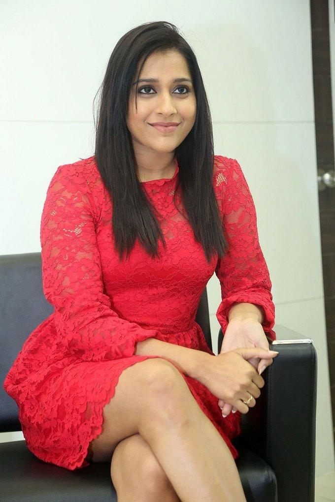 Rashmi Gautham During Be You Salon Launch Photo Gallery