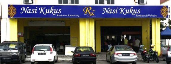 Nasi Kukus RZ Tempat makan best di shah alam