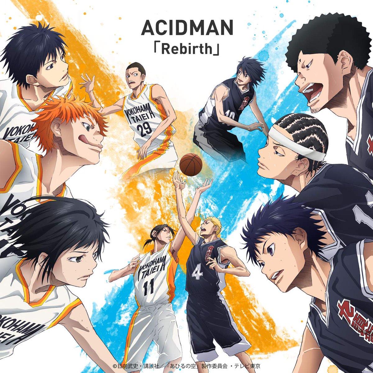ACIDMAN - Rebirth [2020.09.04+MP3+RAR]