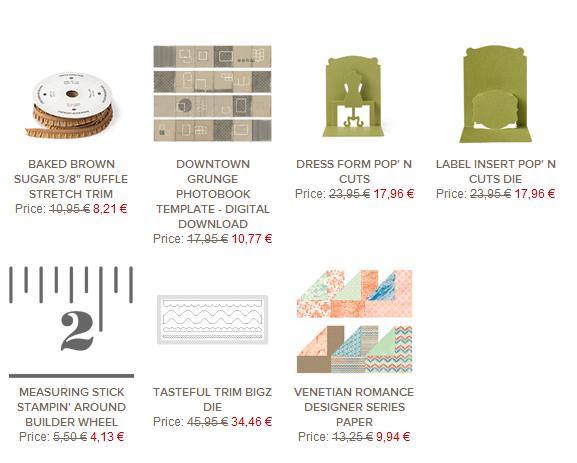 silkes bunte stempelkiste die angebote der woche verl ngerung. Black Bedroom Furniture Sets. Home Design Ideas