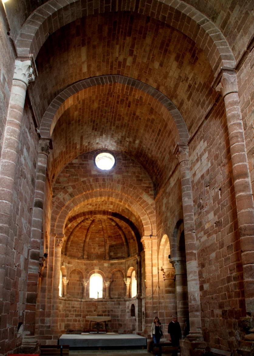 Grand Foyer De L Art Roman : L art roman passionnément intérieur de église