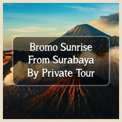 Bromo Sunrise By Private Tour
