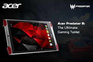 Harga Pill Acer Predator Eight terbaru juli 2017