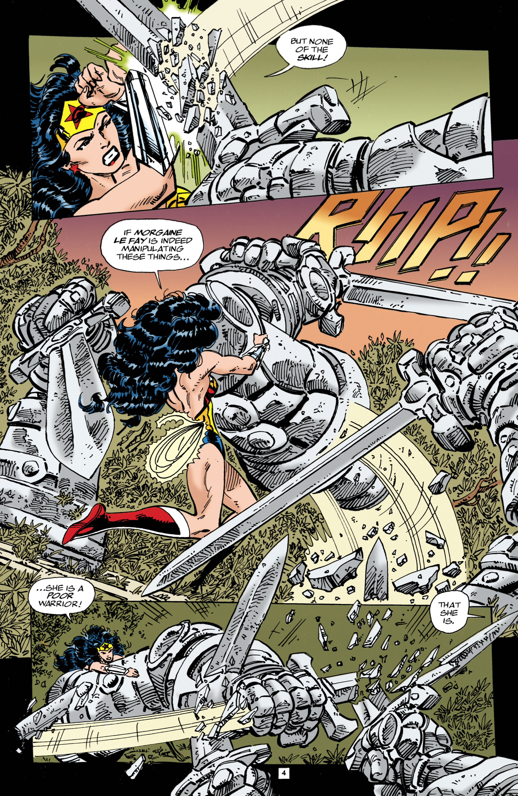 Read online Wonder Woman (1987) comic -  Issue #108 - 4
