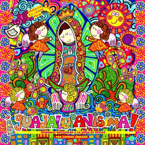 Imagenes De La Rosa De Guadalupe En Dibujo Imagui