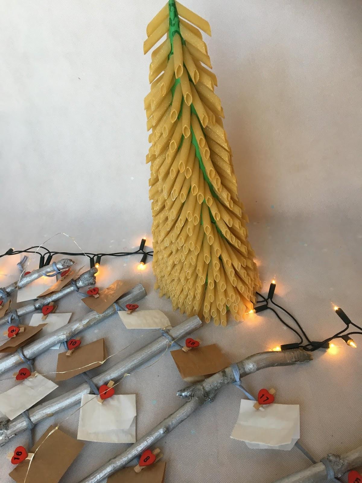 dekoracja świąteczna diy