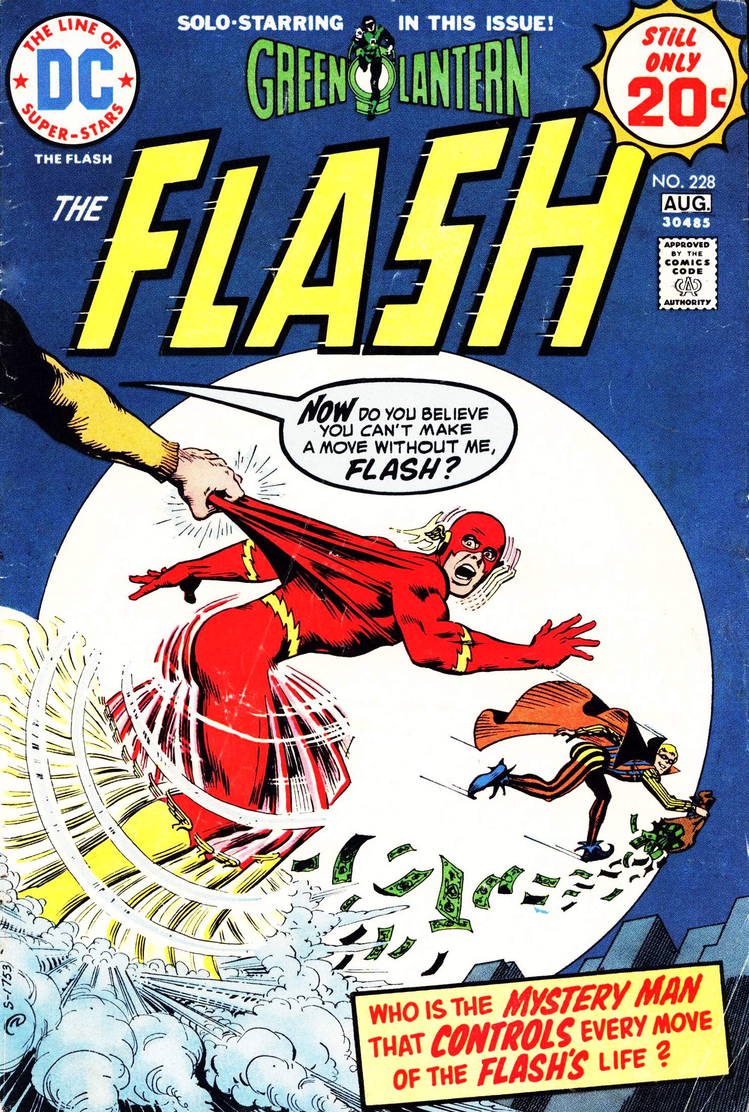 The Flash (1959) 228 Page 1
