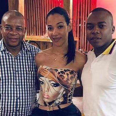 No dia do Pai: Promotor Moçambicano dá lição de moral à internauta angolano