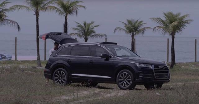 Audi Q7 - Gabriel Medina