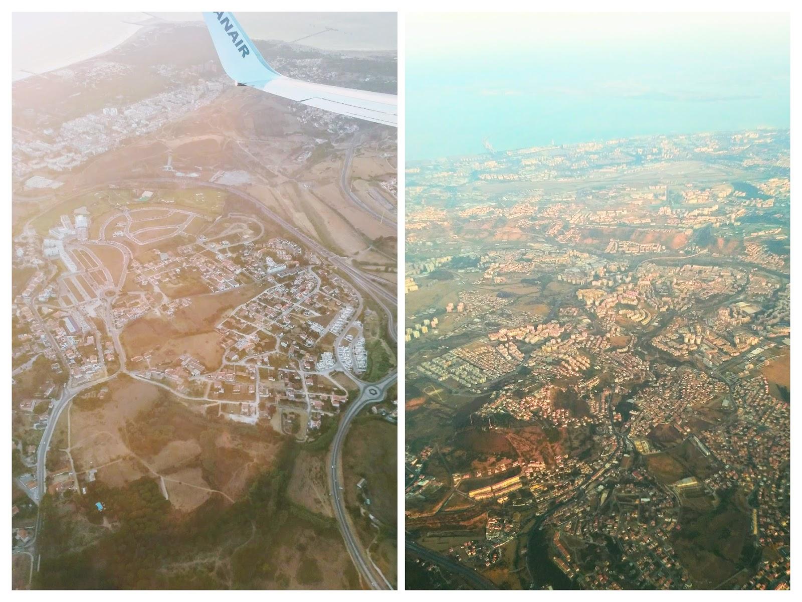 Lizbona z lotu ptaka
