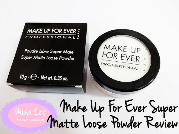 Mufe Makeup Forever Matte Powder