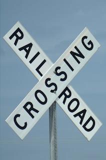 Cruce ferroviario en Apix