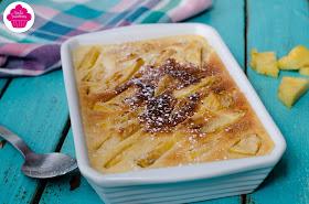 Clafoutis à l'ananas caramélisé cuit à l'Omnicuiseur