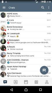 BBM MOD Ramadhan R1438H v3.3.4.48 Apk Terbaru
