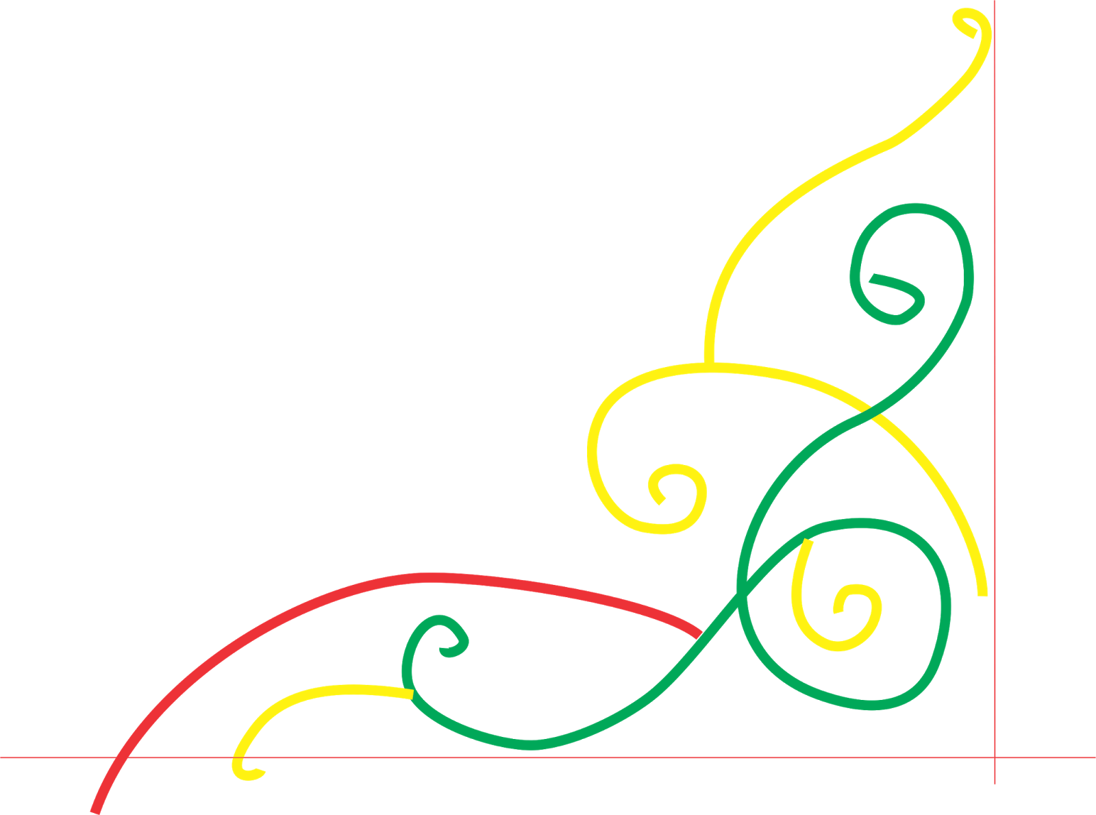 Cara Membuat Ornamenhiasan Pinggir Kaligrafi Suryalaya
