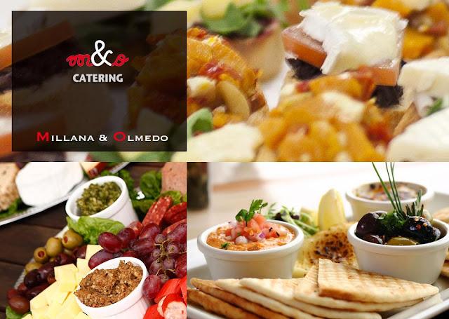 Foto collage de alimentos frescos