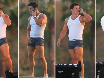 Celebrity Crush: Marky Mark and His Funky Bunch