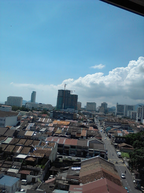 Pemandangan di Pulau Pinang