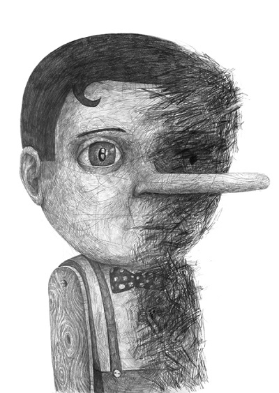 """Puppet"" - Stefan Zsaitsits - 2014 