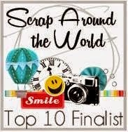 Scrap Around the World April 15 6th