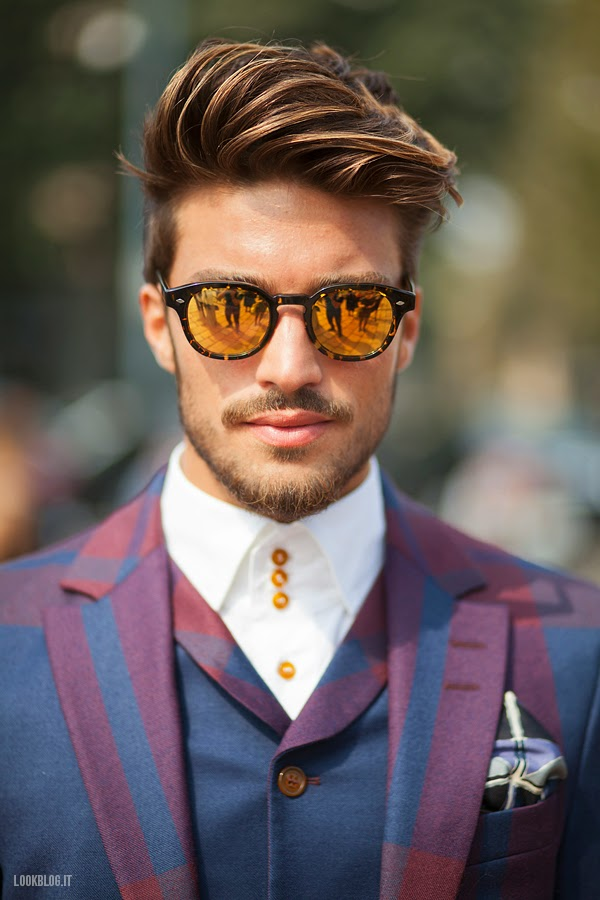 models hairstyles male