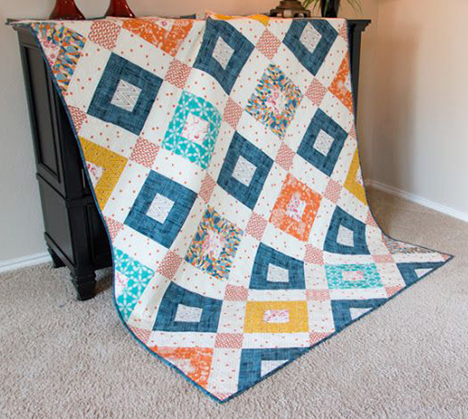 Welded Quilt Free Pattern