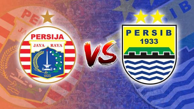 Persija vs Persib Digelar di Stadion PTIK Jakarta 30 Juni 2018