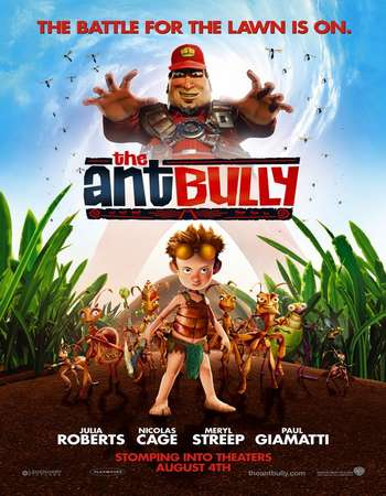 Poster Of The Ant Bully 2006 Hindi Dual Audio 300MB BRRip 576p ESubs Free Download Watch Online downloadhub.net