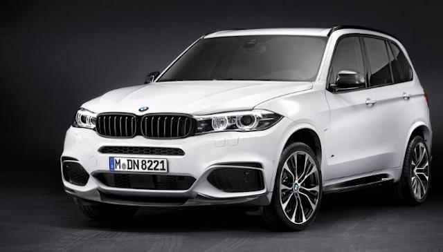 2019 BMW X7 Specs