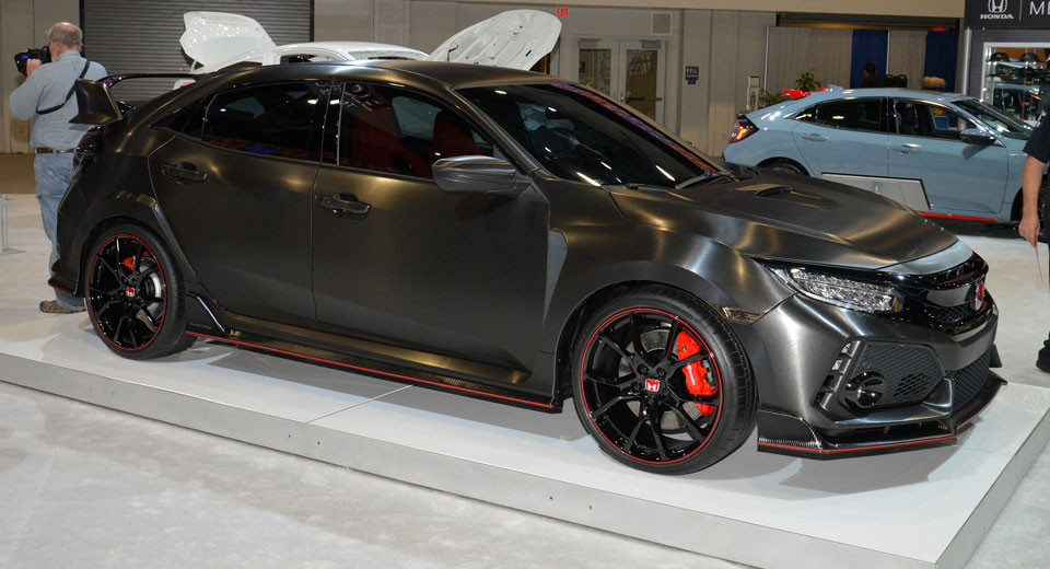 2016 Honda Civic Type R Price >> 2018 Honda Civic Type-R vs Subaru WRX STI: Beauty & The Beast – Autoomobile