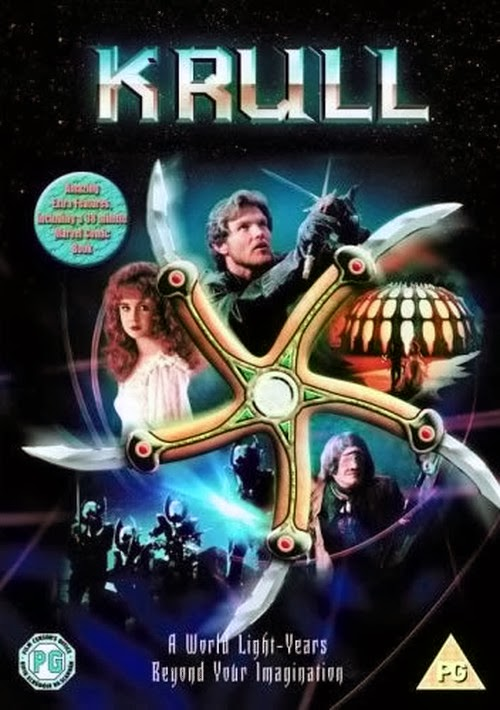 Krull (1983) trailer youtube.