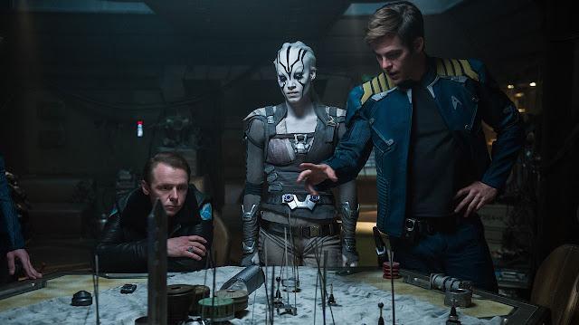 """Confira as imagens, clipe e comercial inéditos de """"Star Trek: Sem Fronteiras"""""""