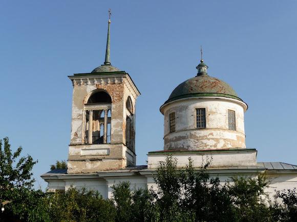 Нежин. Церковь Святой Троицы. 1733 г.