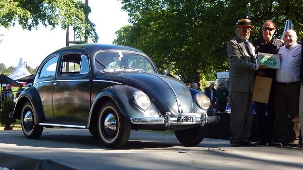 Volkswagen Primera Serie 1953