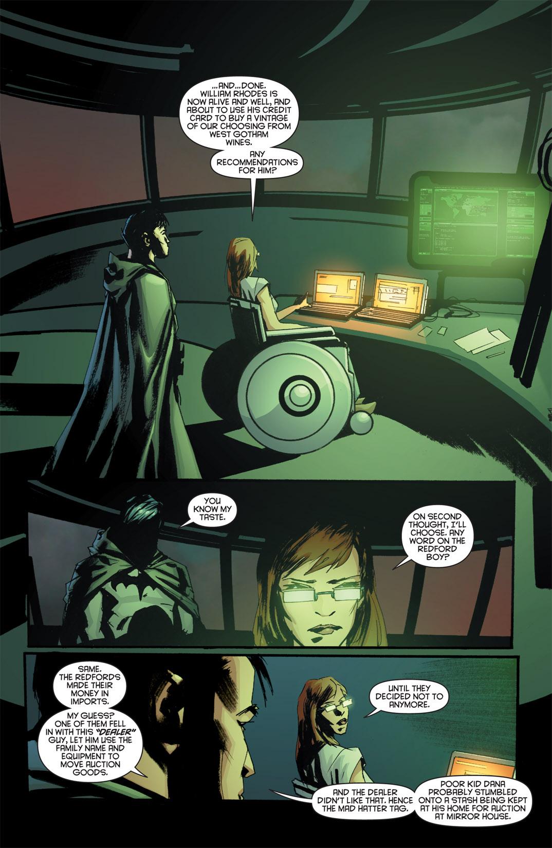 Detective Comics (1937) 872 Page 4