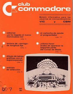Club Commodore #07 (07)